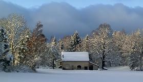 gite neige haut-jura