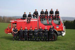 pompiers de longchaumois