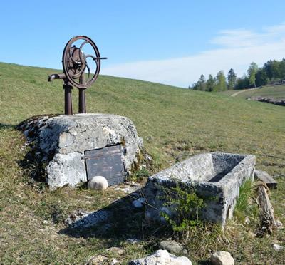 le cuvet - Haut-Jura
