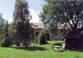 Chambres d'hôtes les adrets, isolées en pleine nature, Longchaumois